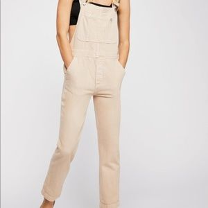"FREE PEOPLE ""The Boyfriend"" Overall"